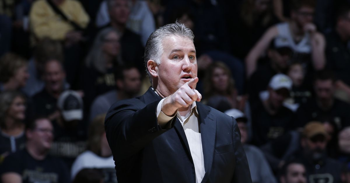 Purdue Basketball Recruiting: Trey Kaufman Commits