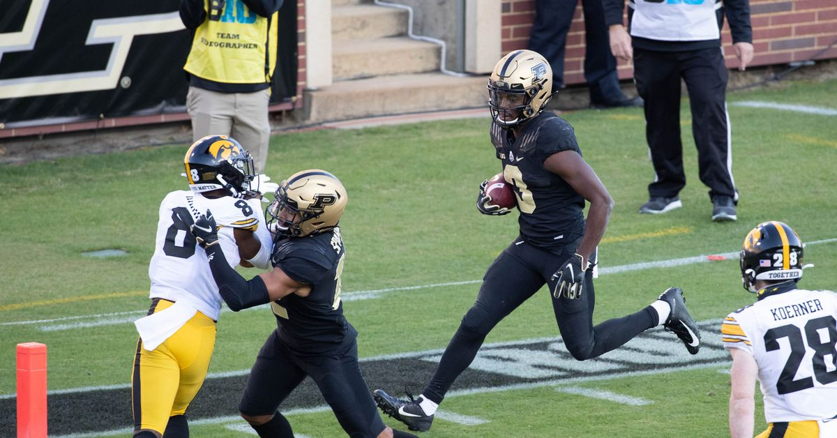 Purdue Boilermakers 24, Iowa Hawkeyes 20: The Old Normal