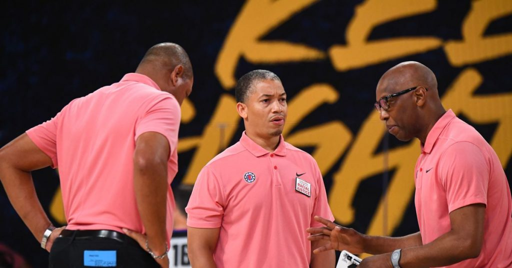 Search for a Houston Rockets coach: Tyrone Law as a new head coach is gaining traction, according to the report