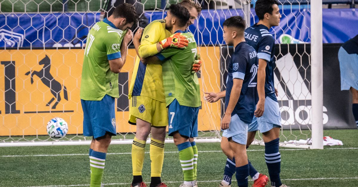 Sounders vs Whitecaps, Synopsis: Breaking the Bunker