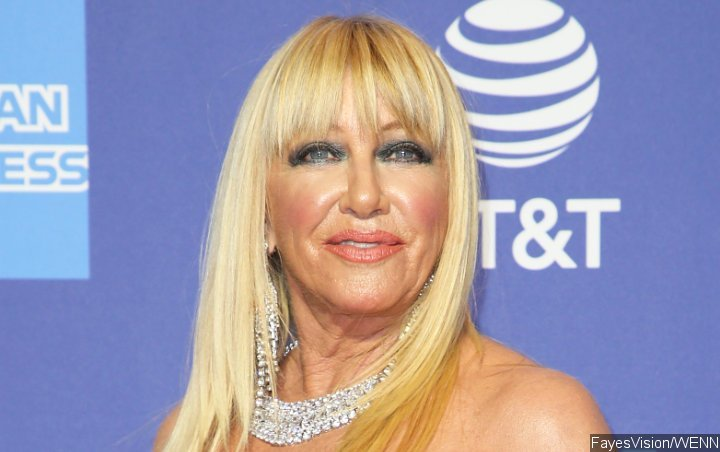 Susan Somers is on her way to a fix from neck surgery to correct falls induced problems at home