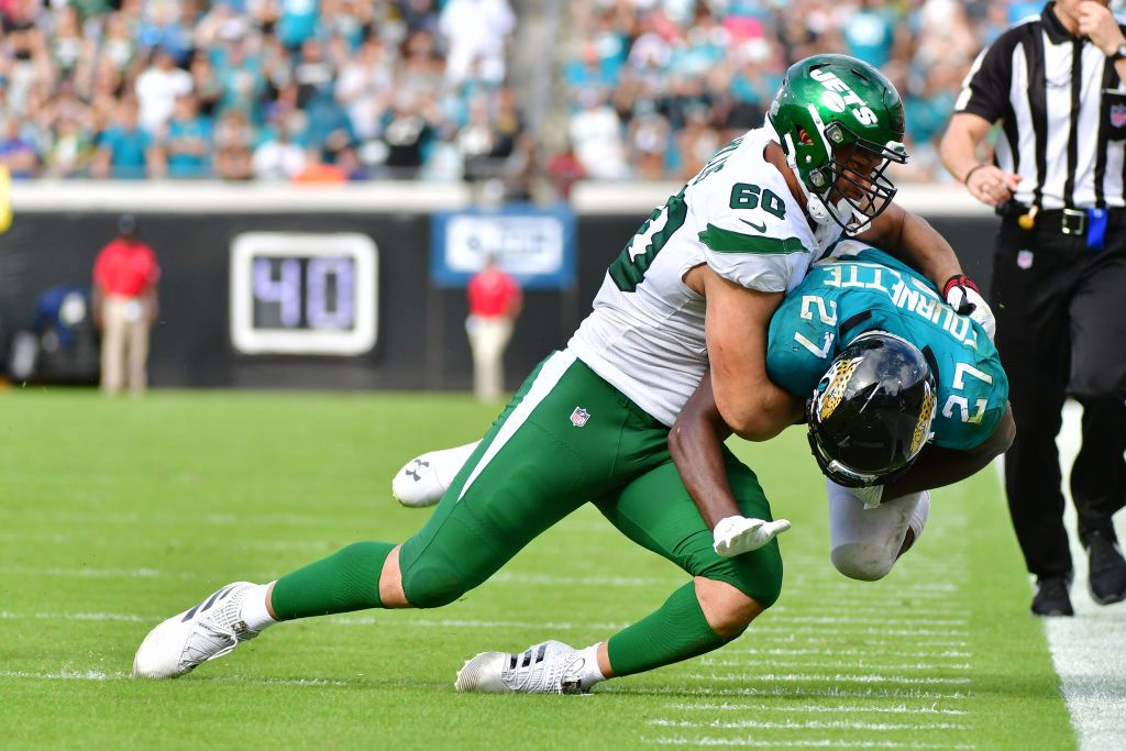 The 49ers trade for express pass assistance at the Jordan Willis in the New York Jets