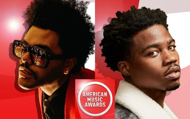 The Weeknd and Roddy Ricch score eight nominations each