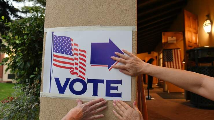 The early voting period begins in Texas today