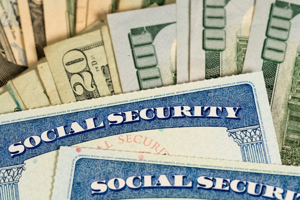 This is the average Social Security benefit in 2021