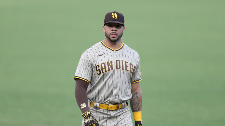 Padres OF Tommy Pham stabbed in back, required surgery