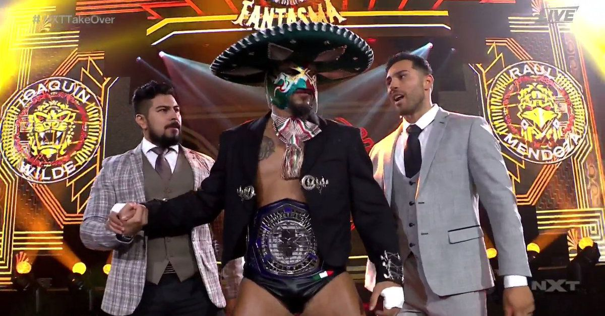 WWE NXT TakeOver31 results: Escobar work his way up to victory over Swerve