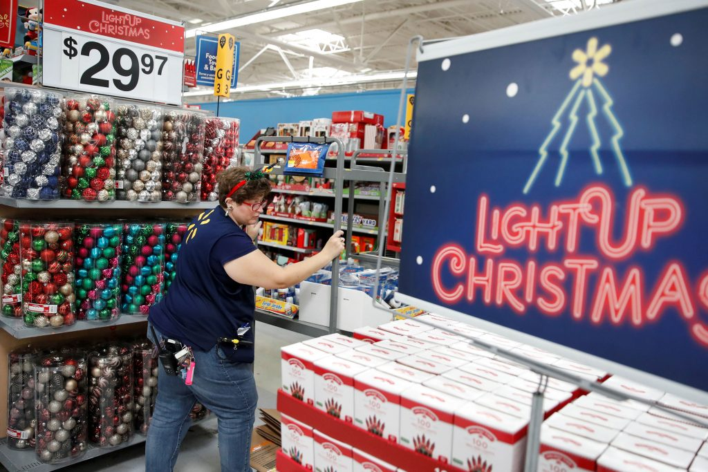 Walmart splits Black Friday deals into 3 events that take off online