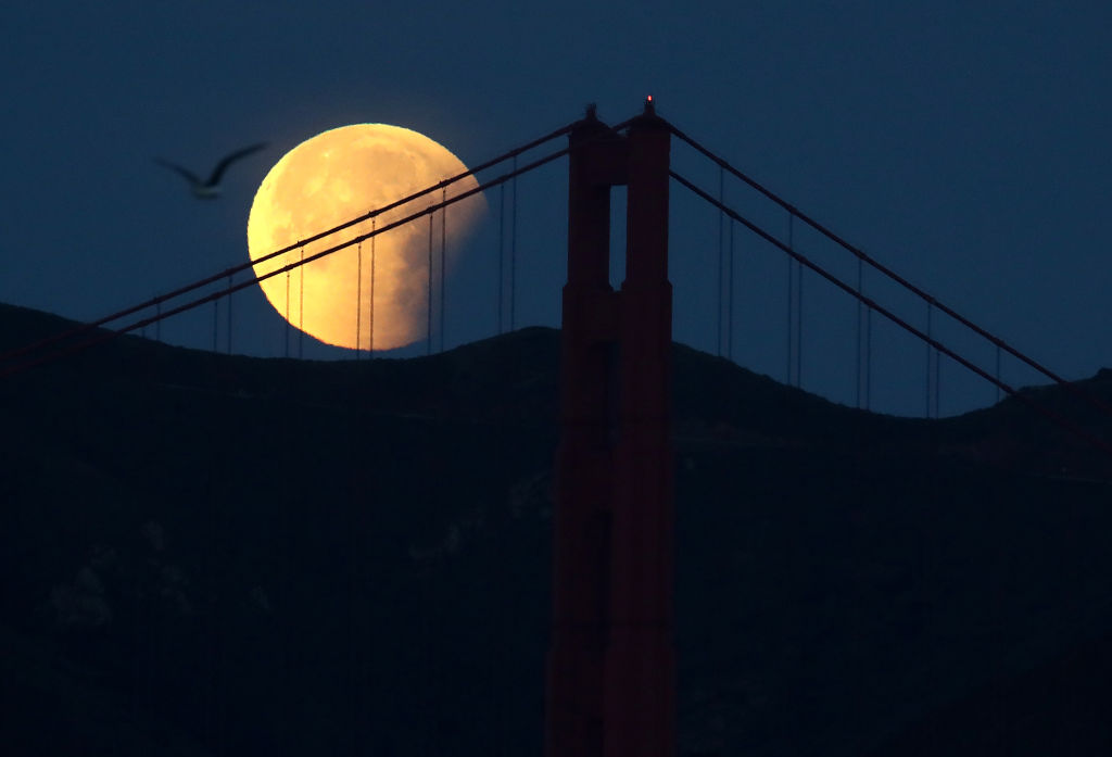 Rare Halloween full moon will shine on Saturday