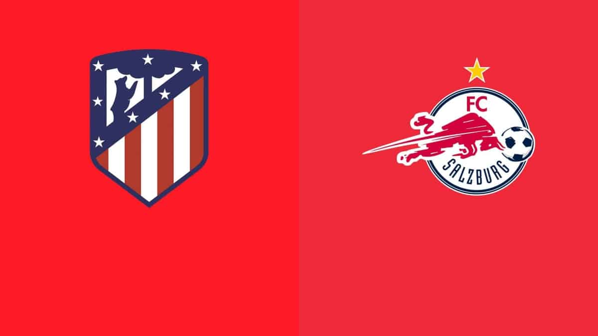 Where to find Atletico Madrid vs RB Salzburg on US TV and Live broadcasts