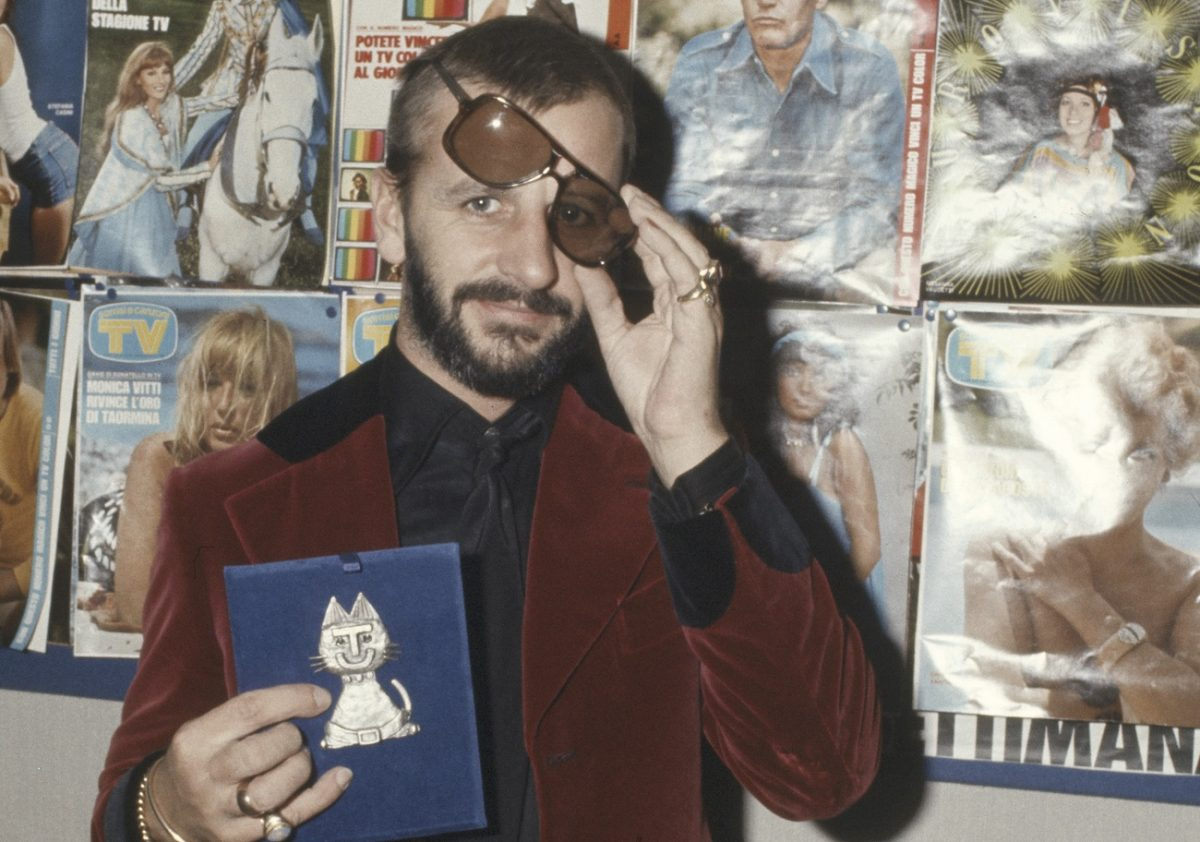 """Why Ringo Starr's It Don't Come Easy features random """"Hare Krishna"""" in the mix"""