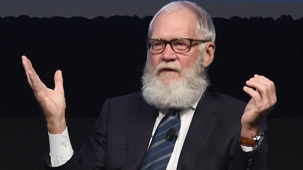 Letterman: Trump 'he's going to lose a lot'