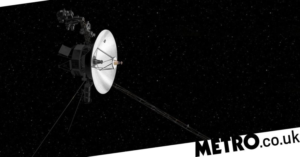 NASA reconnects to Voyager 2 11 billion miles from Earth