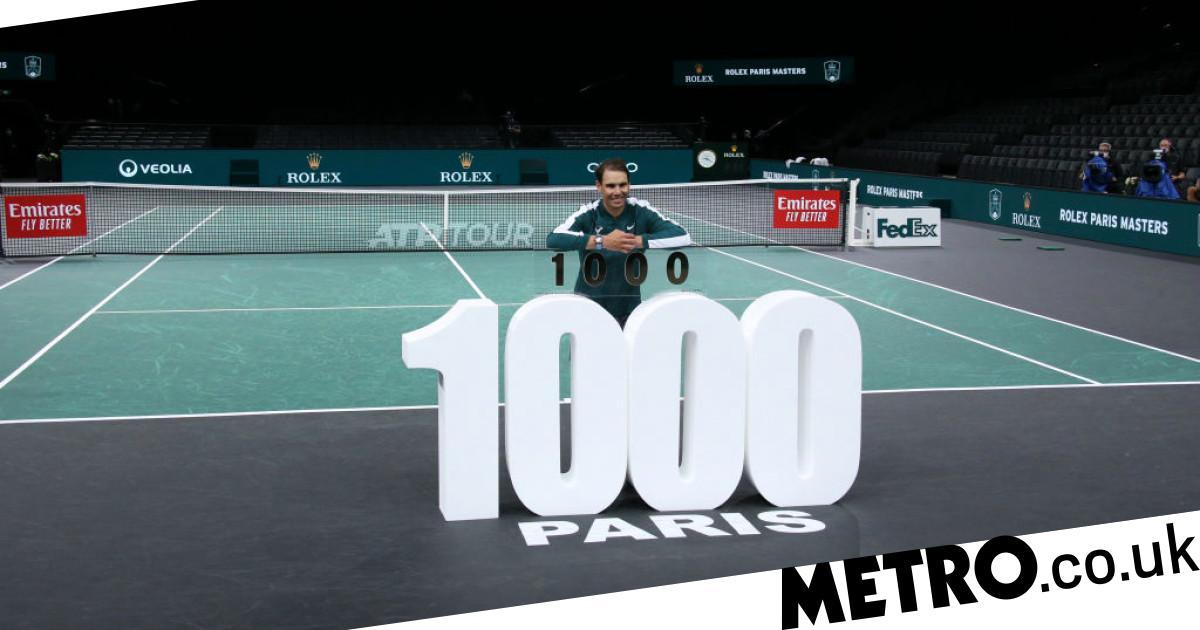 The stats behind Rafael Nadal's stunning ATP victory