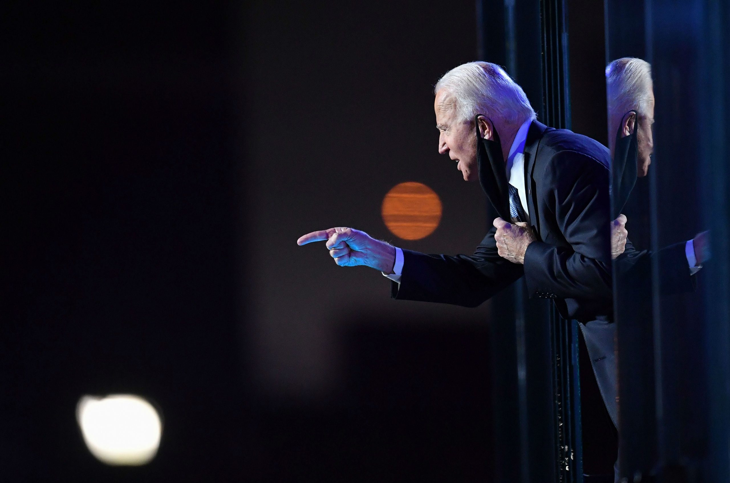 Joe Biden's speech: The President-elect Reaches Out to Trump Supporters