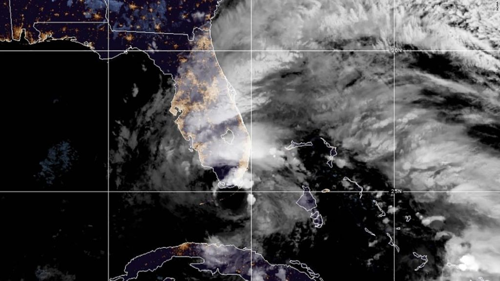 Tropical Storm ETA: Florida braces for potential floods and hurricanes after ETA makes landfall in the Keys