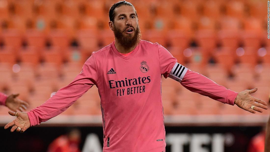 Real Madrid lost 4-1 to Valencia after Carlos