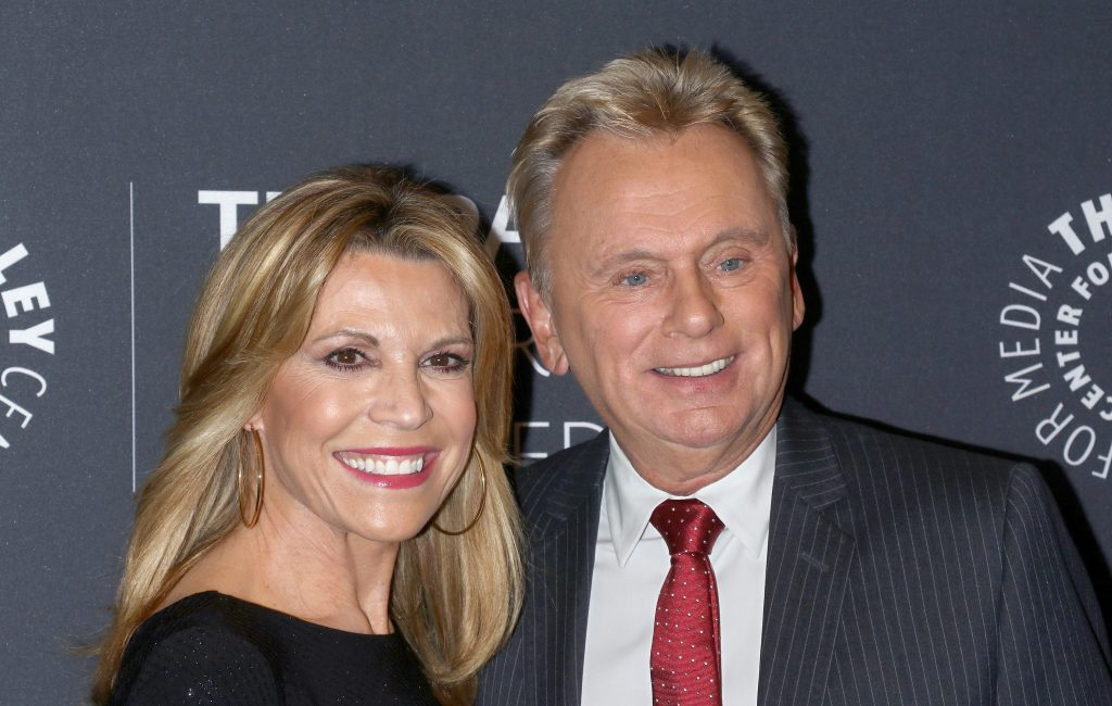 'Celebrity Wheel of Fortune' appears on ABC with Pat Sajak and Vanna White as co-hosts