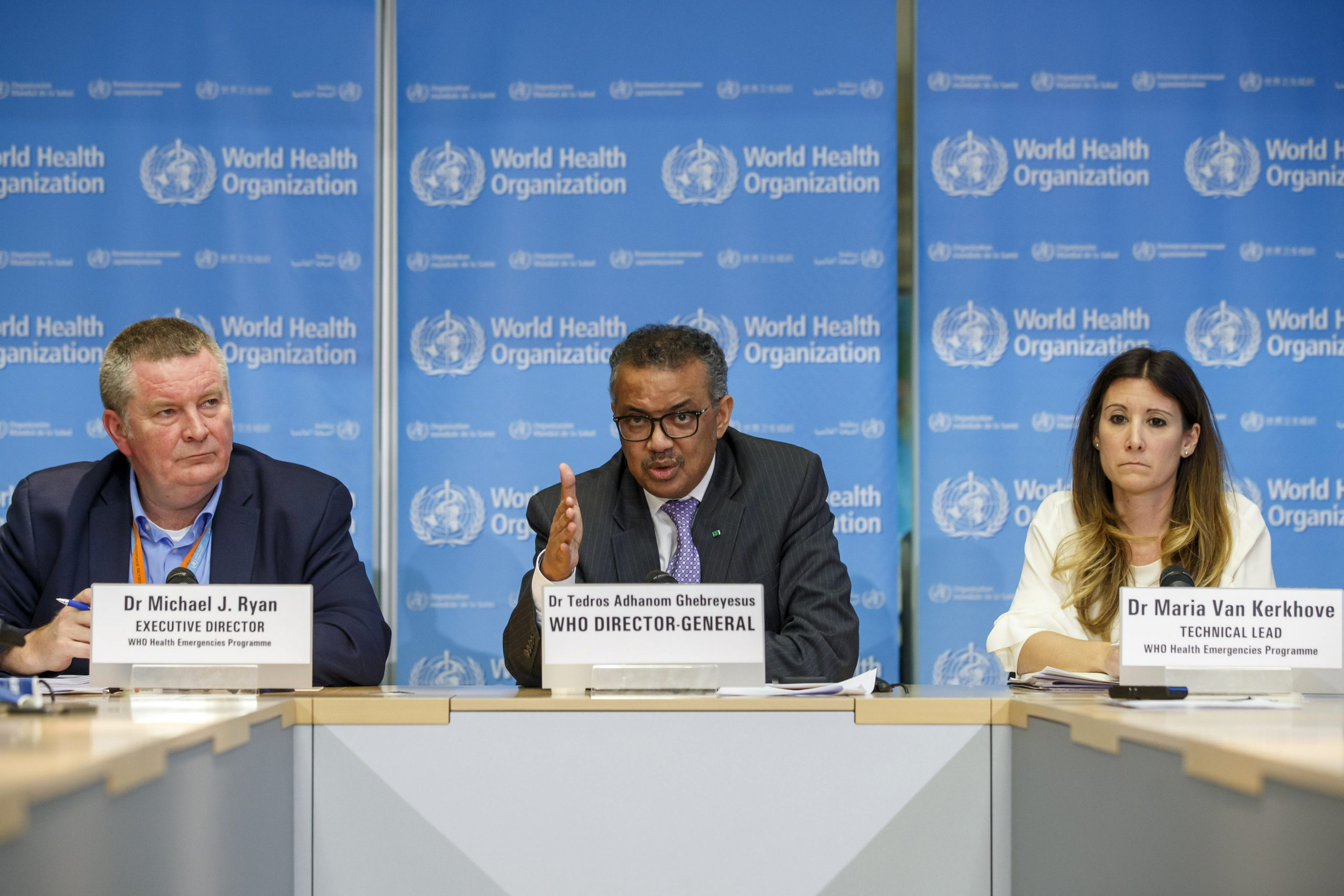 WHO Special Recordings on the General Pandemic Agency Approach: Report