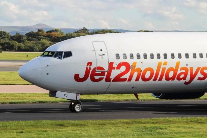 Jet2 Holidays Boeing 737 (Aviation Media Agency)