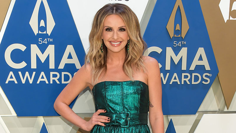 Carly Pearce Sizzles At First CMA Awards Since Michael Ray Divorce