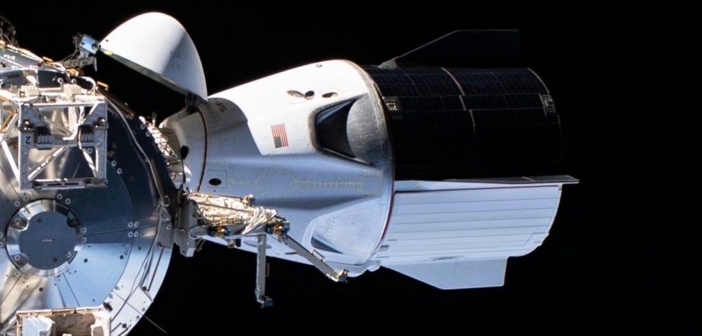 The SpaceX Dragon spacecraft will have a continuous presence in space starting this year