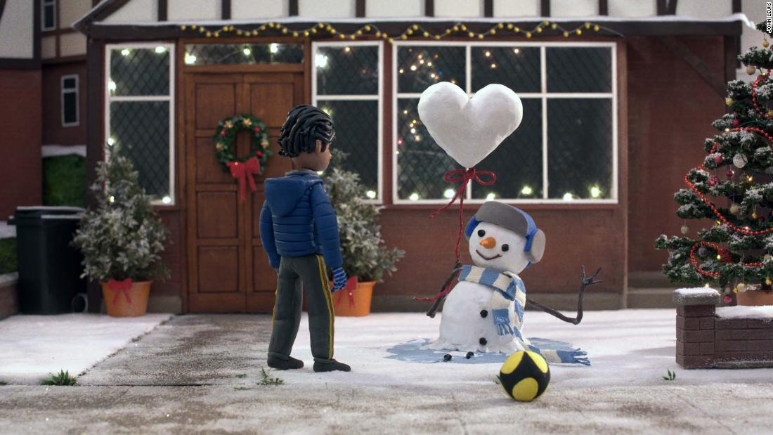 John Lewis's Christmas 2020 announcement celebrates small acts of kindness