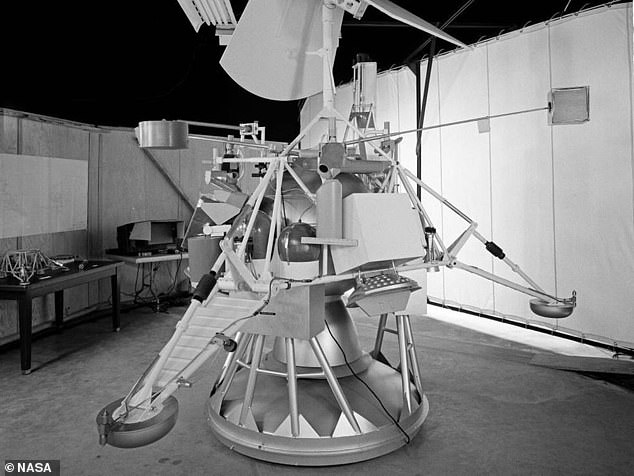 NASA launched the Surveyor 2 mission to the moon in 1966, but an issue during the flight caused the spacecraft to lose control and NASA eventually lost contact