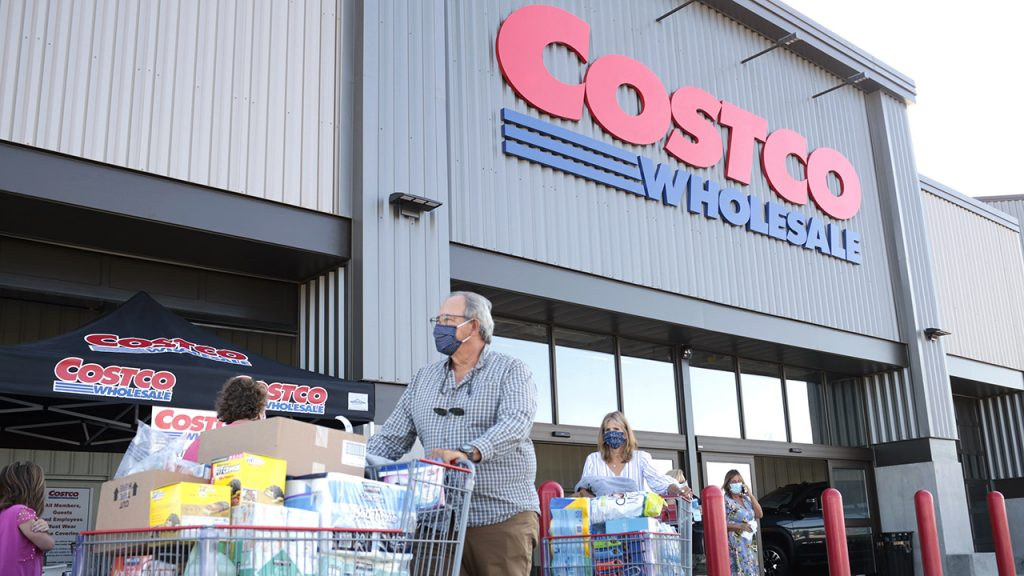 Costco sells $ 17,500 of a private jet membership that lasts for one year