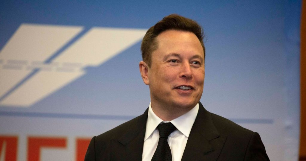 Elon Musk Tests Positive For Covid-19 But She Calls The Results 'Very Fake'