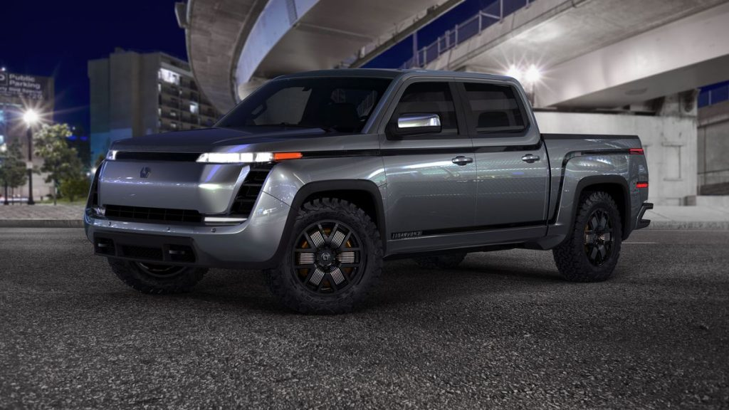 Orders of the all-electric truck from Lordstown Motors enter