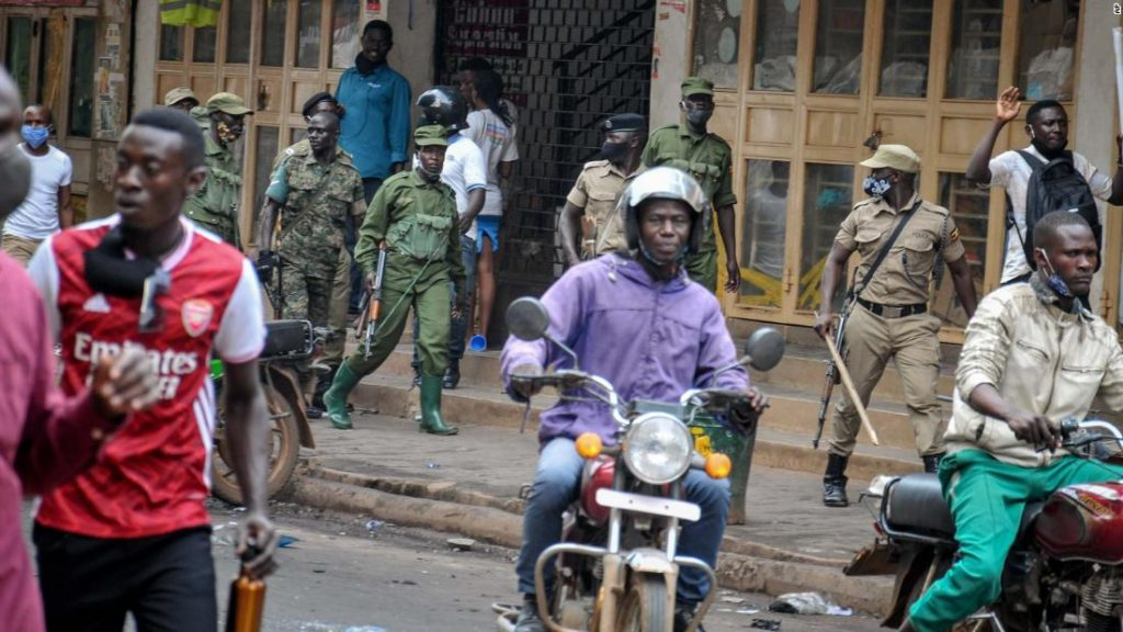 Bobby Wayne: Protests are deadly in Kampala as the hype over the arrest of Bobby Wayne continues
