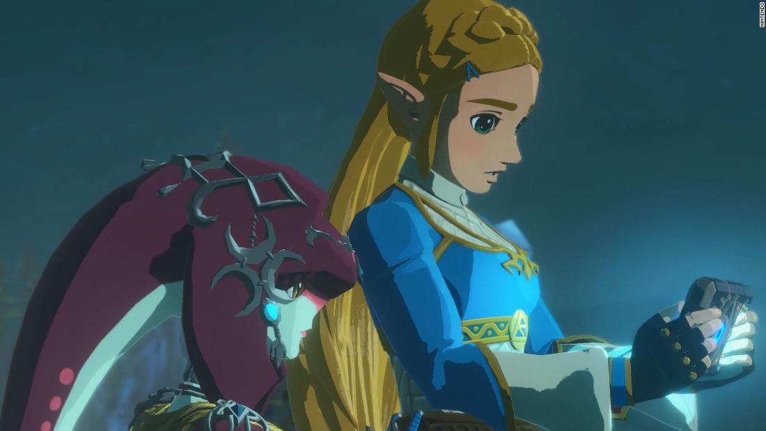 Hyrule Warriors: Age of Holocaust, The Legend of Zelda Prequel, is here