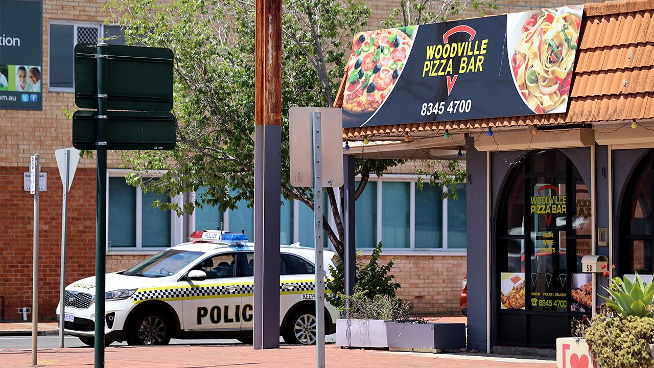 Officials say a pizzeria worker lie led to the shutdown of South Australia