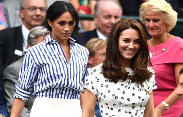 Kate Middleton has closed Meghan Markle out of the circle of close friends
