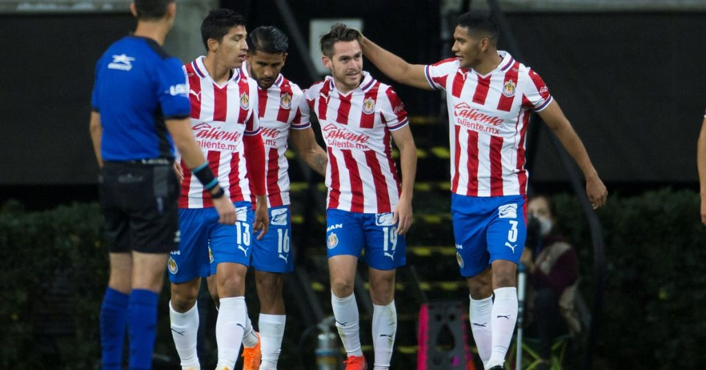 New Pachuca and Chivas classify into the Liga MX quarterfinals