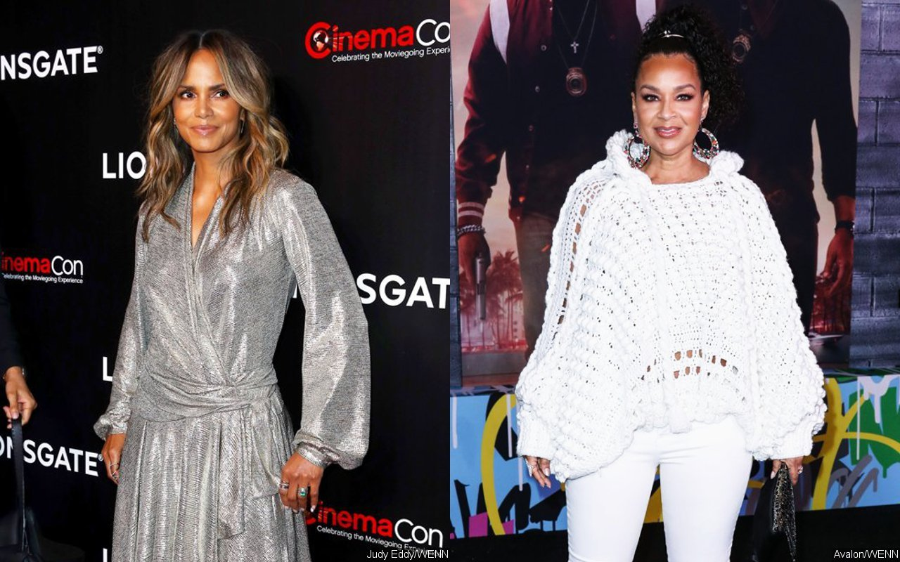 """Halle Berry responds coldly to Lesaray McCoy's claims that she is """"bad in bed"""""""