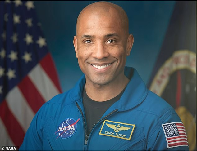 Glover joined the ranks of NASA in 2013 and is a captain in the US Navy, but he's now the 14th black astronaut who has ventured into space.