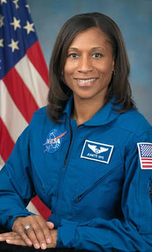 NASA astronaut Janet Epps will become the first black woman to ascend the International Space Station in 2021