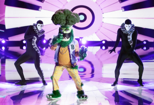 The Masked Singer Season 4 Episode 9 Jellyfish