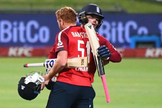 Bairstow has produced great roles to take home England