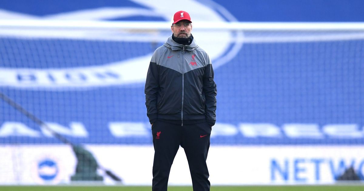 Jurgen Klopp joins Liverpool defender after choosing Nat Phillips over Joel Matip