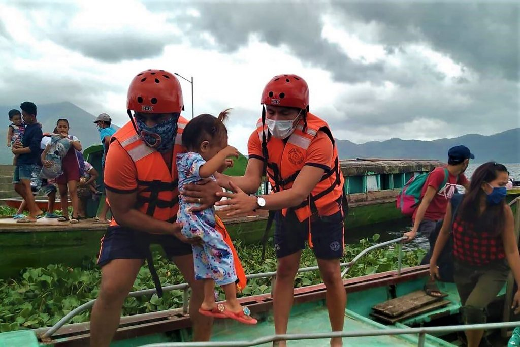 A powerful typhoon hits the Philippines, and 1 million people have been evacuated