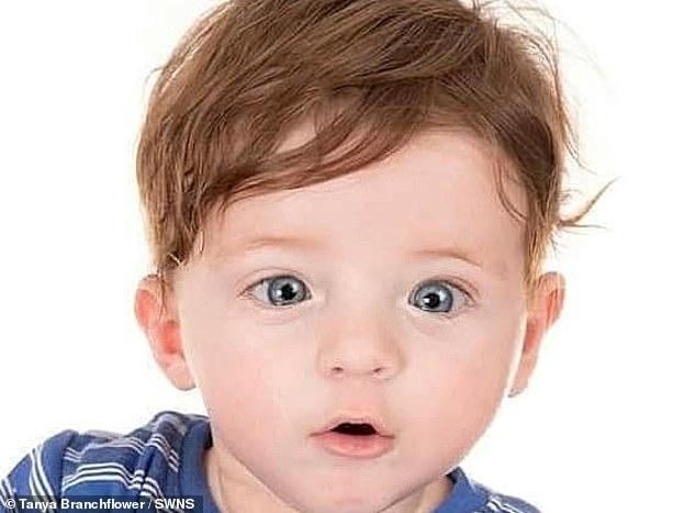 Seventeen-month-old Thomas Branchflower was found,