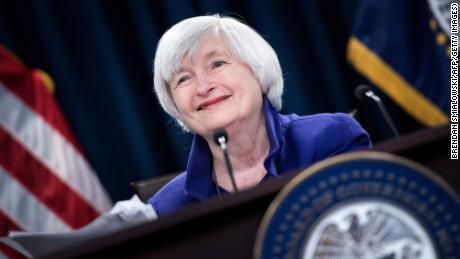Why does Janet Yellen seem logical as Treasury Secretary