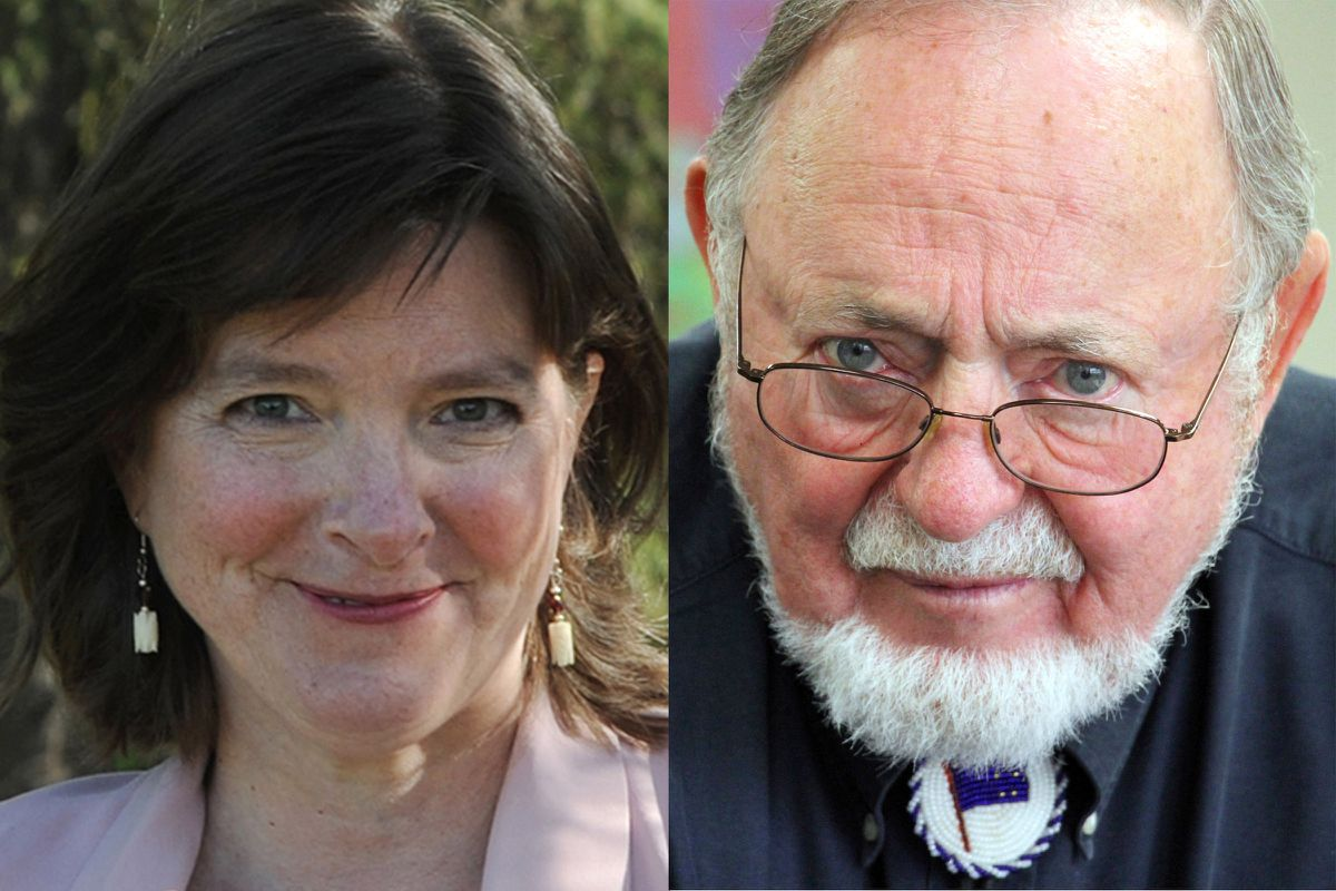 Alise Galvin and incumbent Don Young are competing for a second time for Alaska's only seat in the US House of Representatives
