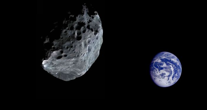 An asteroid the size of the Great Pyramid of Giza will approach Earth this weekend