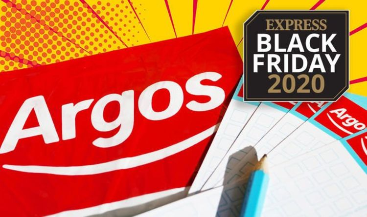Argos Black Friday sale LIVE: Best deals, lowest prices and more deals revealed
