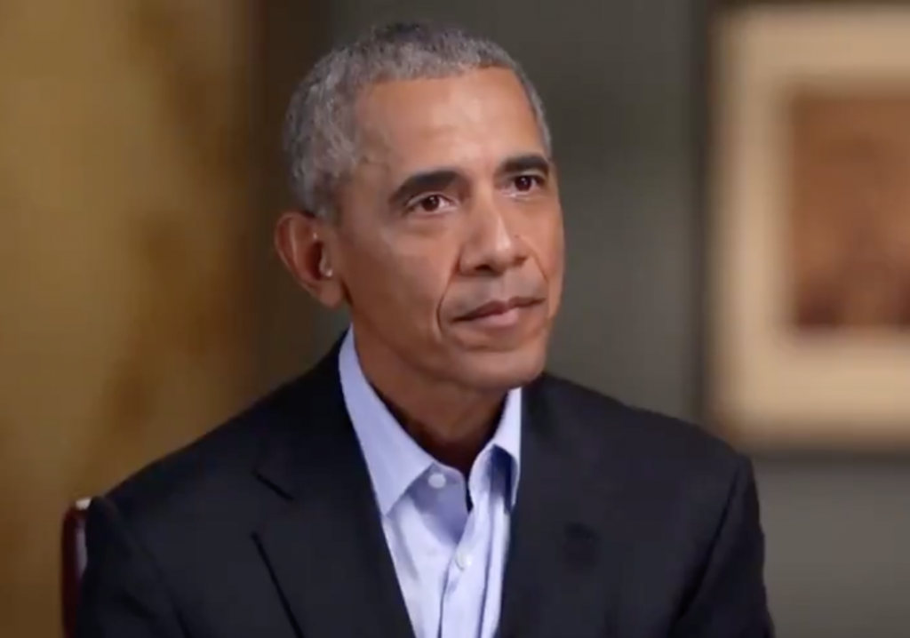 Barack Obama says Donald Trump should compromise and place the country above his ego