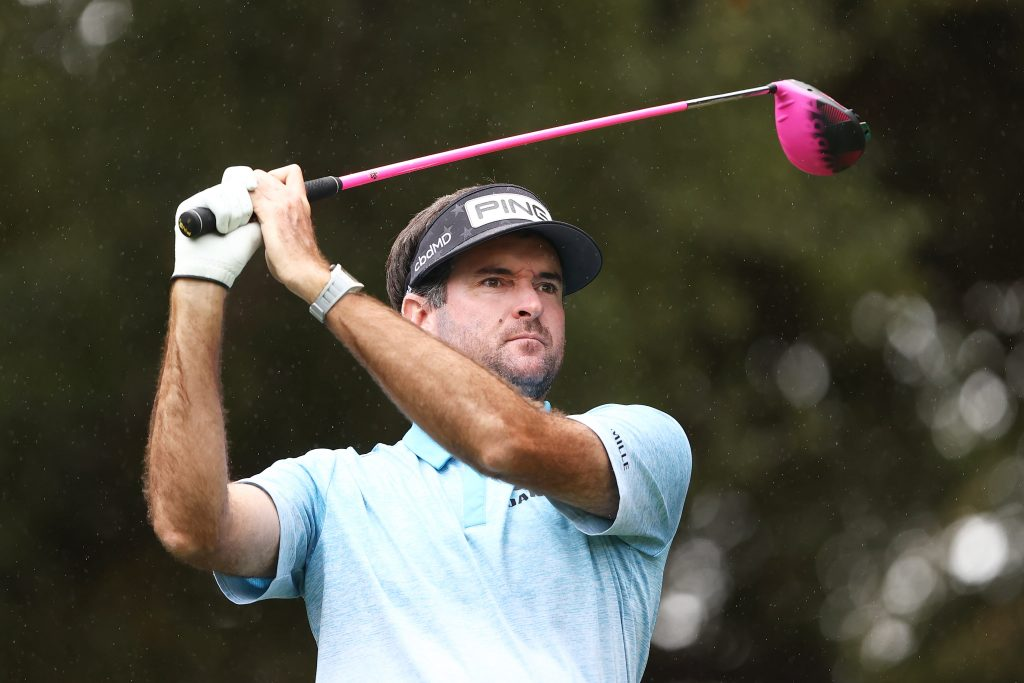 Bubba Watson says he's ready to weather the stress of 2020 and beat Masters